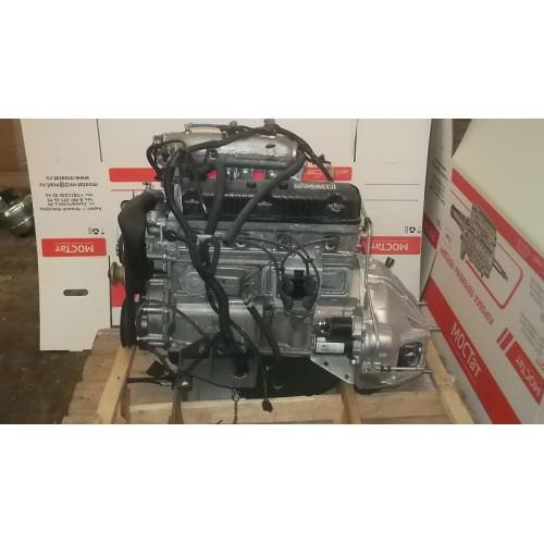 двигатель умз 4216 евро 4. Полностью взаимозаменяемый с евро 3.