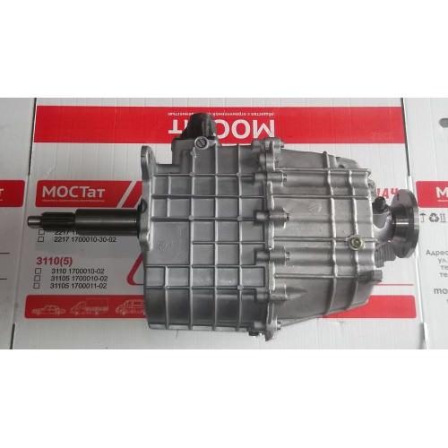 Коробка передач ГАЗ-3309 дв. ММЗ-245