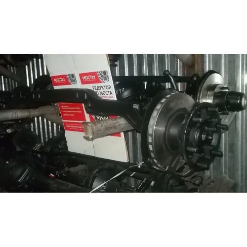 Подвеска Газ-33104,33106.
