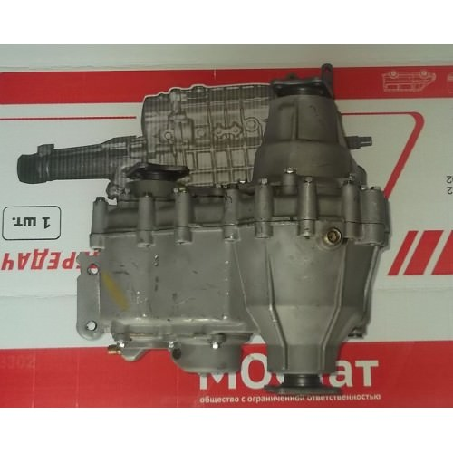 Раздатка на Газ-2217 4х4 с отключаемым полным приводом. Кат. номер 33027-1800013-40
