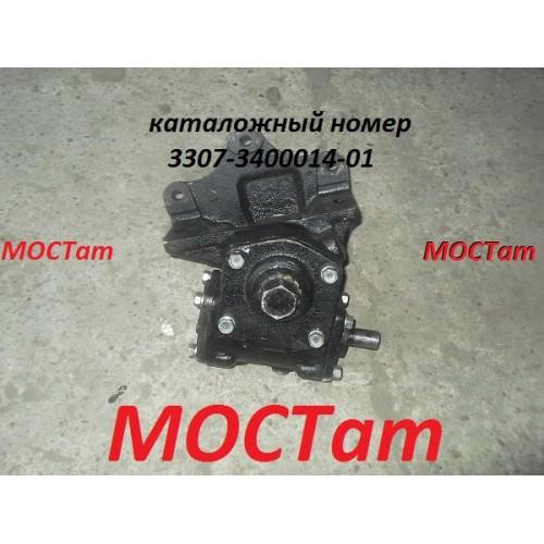 Механизм рулевой ГАЗ-3307. 3307-3400014-01