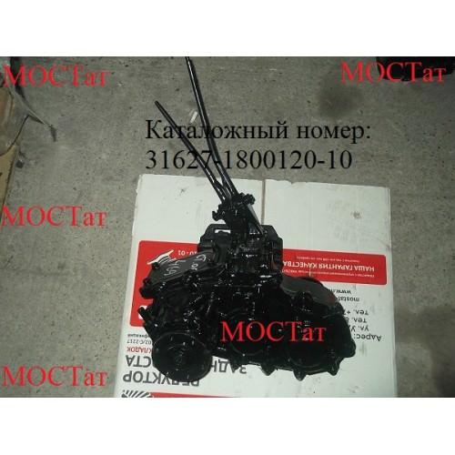 Коробка раздаточная УАЗ-3151,469 Н/О Косозубая. 31627-1800120-10