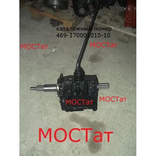 КПП УАЗ-469 с/о. Кат.№: 469-1700010-95