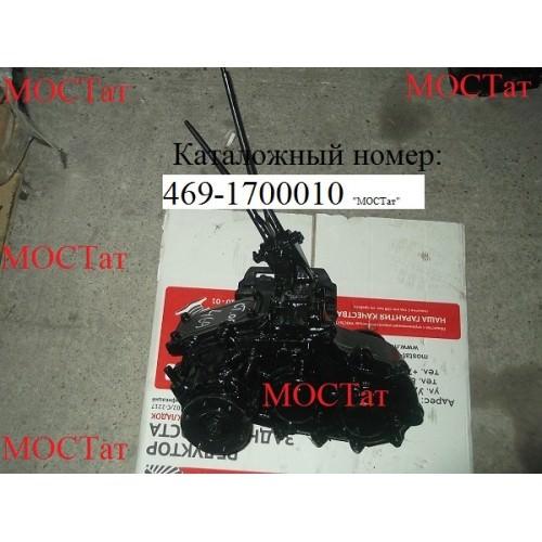 Раздаточная коробка («раздатка») УАЗ-3151,469 С/О