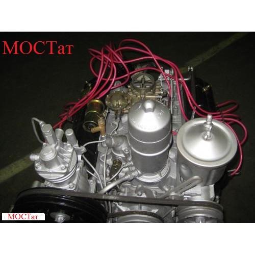 Двигатель ЗМЗ 513 (513.1000400-20) АИ-76 для ГАЗ-66