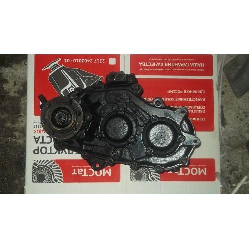 Коробка раздаточная УАЗ 452 с/о (прямой шлиц) 3741-1800020