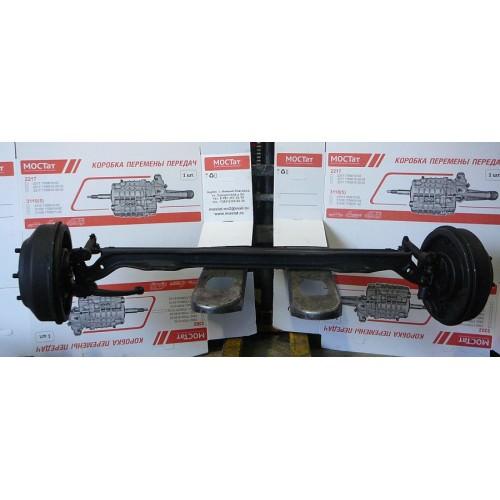Передняя подвеска ПАЗ 3205, Газ 3307 (3307-3000012)