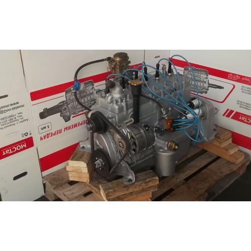 двигатель ГАЗ-52 52-01-1000400