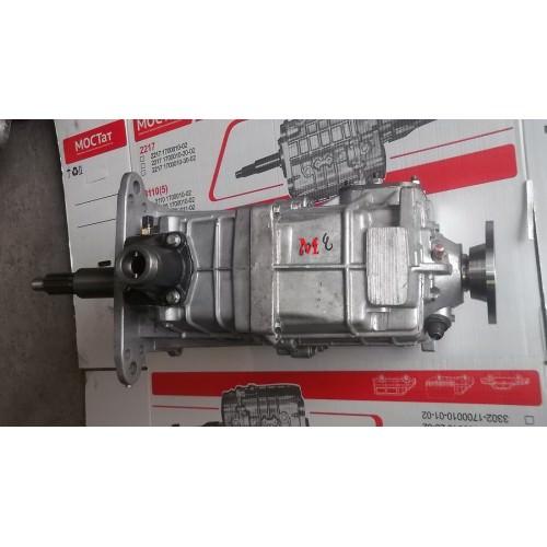 Коробка переключения передач на а/м Газ 3309 и модификации. Кат номер (3309-1700010)