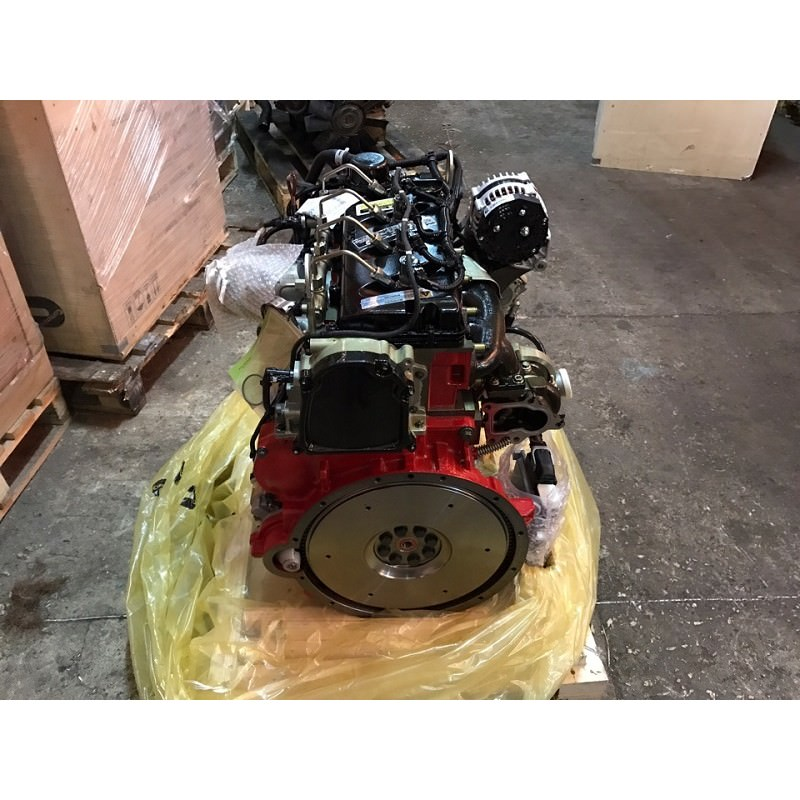 Двигатель Cummins ISF 2.8 (Евро 4)