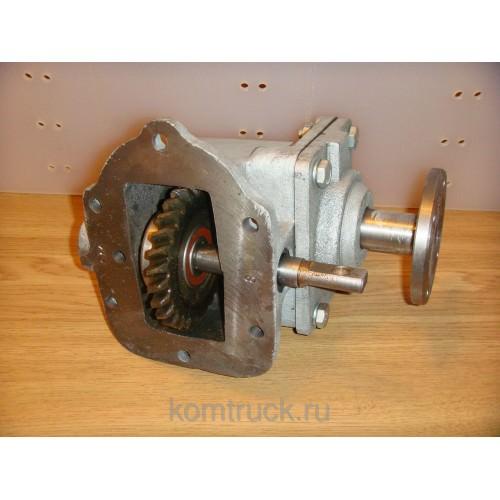 Коробка отбора мощности /фланцевое/ сдвоенная шестерня (4-х КПП) ГАЗ 3507(53)
