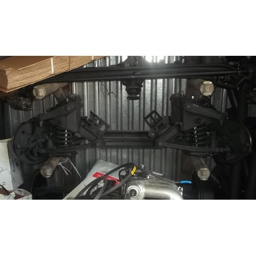 Подвеска ГАЗ-3110, 31105 передняя (шаровые опоры) 31105-2901012-10