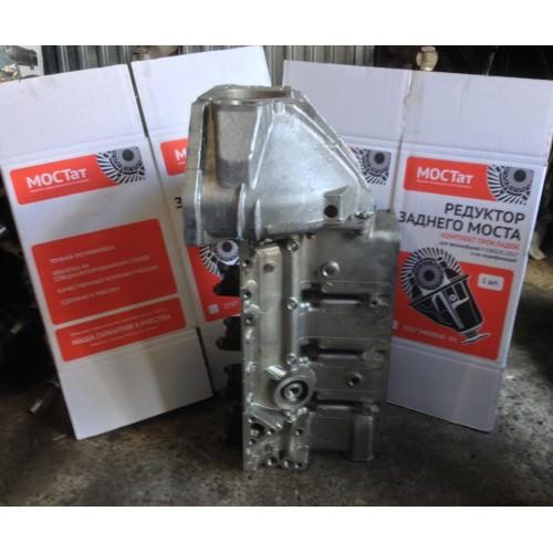 Блок цилиндров двигатель 417 УАЗ под сальник 90 л.с. (УМЗ) 417.1002009-50