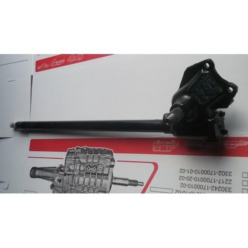 Редуктор рулевой УАЗ 452, 0452-00-3400013-01