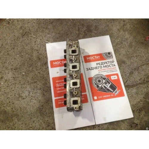 Головка Блока Цилиндров двигатель ЗМЗ 511, ЗМЗ 513, ЗМЗ 5234, ПАЗ, Газ 66, Газ 53 (Кат №: 5234-3906562)