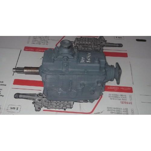 КПП ЗИЛ БЫЧОК, коробка передач ЗИЛ бычок, КПП 5301-1700010.