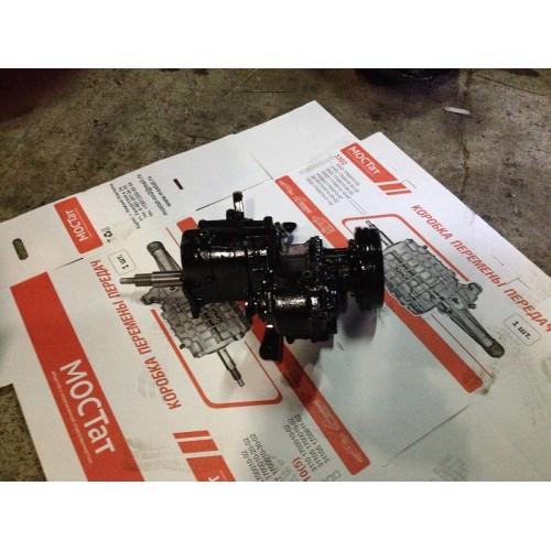 Агрегат (КПП+РК) УАЗ - 3741, 452 с/о 452-1700005