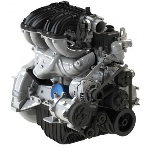 Двигатель EvoTech 2.7 ГАЗель НЕКСТ