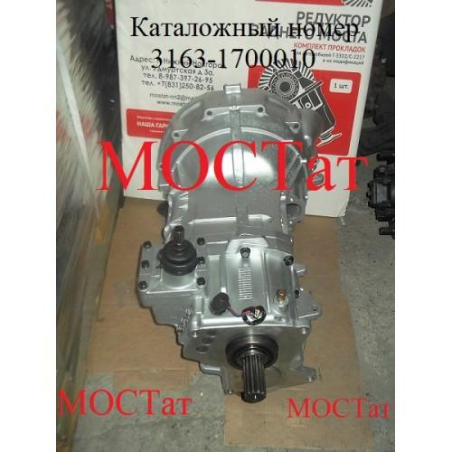 КПП УАЗ-315195 Хантер (DYMOS)